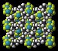 Tetramethylammonium-pentafluoroxenate-xtal-3D-vdW.png