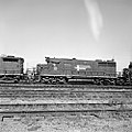 Texas & Pacific, Diesel Electric Road Switcher No. 645 (21632432170).jpg