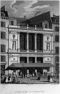 Salle de la Bourse former theatre in Paris, France