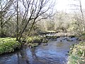 The Ballinderry river at Wellbrook Beetling Mill,Cookstown - geograph.org.uk - 1823582.jpg