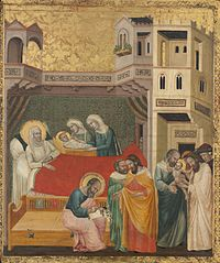 The Birth, Naming, and Circumcision of Saint John the Baptist