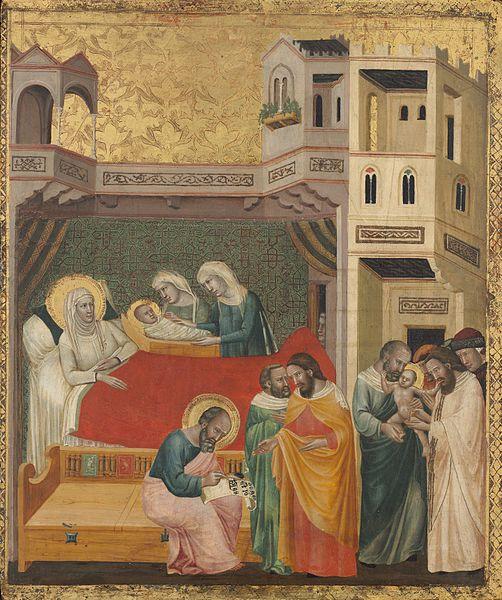 File:The Birth, Naming, and Circumcision of Saint John the Baptist A16931.jpg