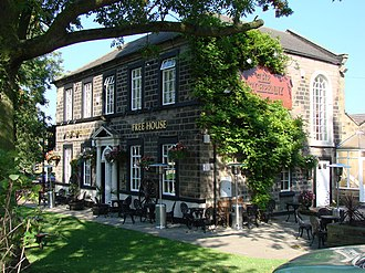 Fitzwilliam, West Yorkshire - The Catchpenny pub