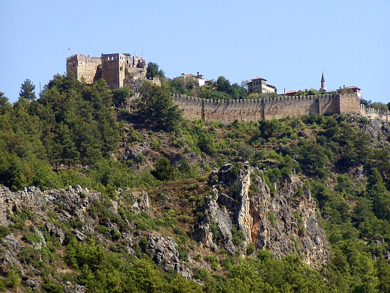 Файл:The Citadel of Alanya.jpg