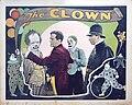 The Clown (1927) lobby card.jpg