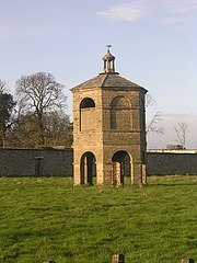 The Dovecote, Forcett Park, a Grade II listed building of 1740