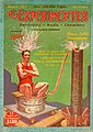 The Experimenter March 1925 cover - Oudin coil.jpg