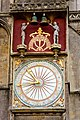 The External Clock Wells Cathedral - geograph.org.uk - 2540688.jpg