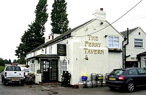 Penketh - Image: The Ferry Tavern Sankey Canal geograph.org.uk 529050
