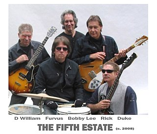 The Fifth Estate (band)