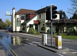 Arkley Human settlement in England