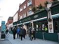 The Giddy Bridge pub, London Road - geograph.org.uk - 1714756.jpg