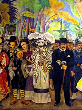 Muralismo Diego Rivera Mexicano