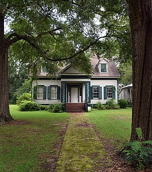 National Register of Historic Places listings in Lawrence County, Mississippi - Image: The Longino Home