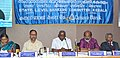 The Minister of State for Finance and Shipping, Shri P. Radhakrishnan addressing the State Level Bankers Committee meeting, in Thiruvananthapuram, Kerala.JPG