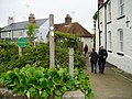 The Monarch's Way leaves Queen Street - geograph.org.uk - 855517.jpg