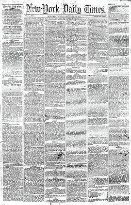 The New-York Daily Times first issue.jpg