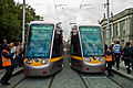 The New Luas Extension Opened This Weekend (5094466016).jpg