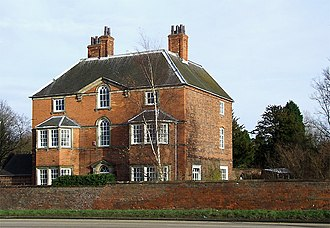 Himley - Image: The Old Rectory, Himley, Staffordshire geograph.org.uk 642579