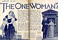 The One Woman (1918) - 3.jpg