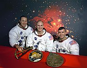 The Original Apollo 13 Prime Crew - GPN-2000-001166