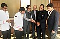The PMO officials take initiative to train staff for mobile banking and cashless transactions, at 7, Lok Kalyan Marg, in New Delhi on November 28, 2016 (1).jpg