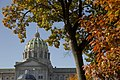 The Pennsylvania State Capitol in Fall (22792846421).jpg