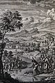 The Phillip Medhurst Picture Torah 304. Waters of the Nile turned into blood. Exodus cap 7 vv 19-24. Pinz.jpg