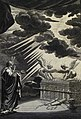 The Phillip Medhurst Picture Torah 430. The ark of the covenant. Exodus cap 25 v 10. Heuman.jpg