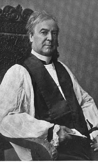 William Forbes Adams - Image: The Rt. Rev. William F Adams