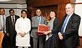 The Secretary, Civil Aviation, Shri K.N Srivastava and the High Commissioner of New Zealand to India.jpg