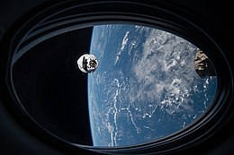 The SpaceX Crew Dragon Endeavour approaches the International Space Station (iss065e002665).jpg