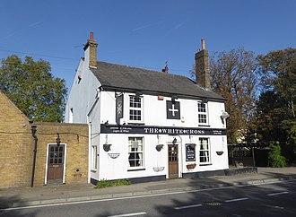 North Cray - The White Cross pub