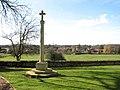 The church of All Saints in Shouldham - war memorial - geograph.org.uk - 1738482.jpg