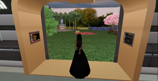 The holodeck in USS Eclipse, Star Trek, Second life - 2