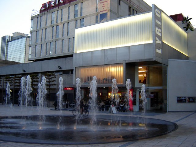 The lyric hammersmith