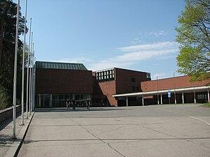 University of Jyväskylä - The main building Capitolium