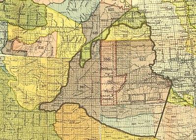 Treaty of Fort Laramie (1868) - Wikipedia on laramie wyoming elevation map, laramie mountains wyoming, casper wyoming map, laramie county wyoming road map, city of laramie wyoming map, fort laramie wyoming map,