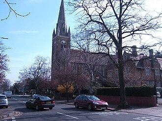 St Matthew's Church, Northampton - St Matthew's Church, Northampton