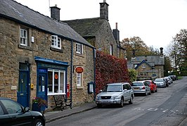 The village Post Office Pilsley - geograph.org.uk - 586880.jpg