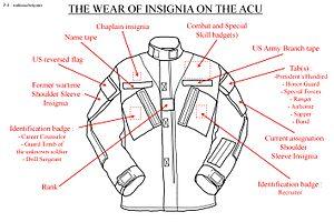 patch placement on acu uniform gooapplication78 s blog rh gooapplication78 hatenablog com WWII Army Uniform Insignia Army Uniform Rank Insignia
