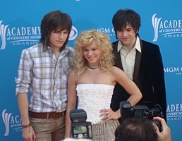 The Band Perry en 2010
