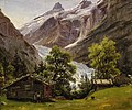 Thomas Fearnley - Grindelwald, Switzerland.jpg