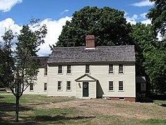 Lt. Thomas Fuller House, 6 Old S. Main St. Middleton MA c 1684