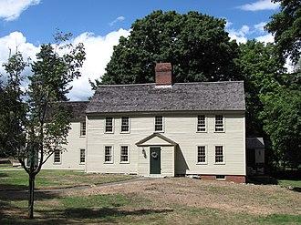 Lieut. Thomas Fuller House - Thomas Fuller House