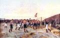 Thomas Hemy Sunderland v Aston Villa 1895 A Corner Kick.jpg