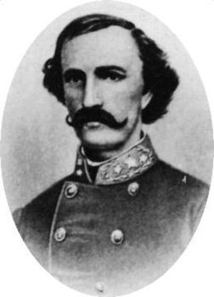 1st Arkansas Mounted Rifles - Colonel, later General Thomas J. Churchill would serve as the Governor of Arkansas following the American Civil War