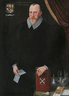 Thomas Nevile English clergyman and academic