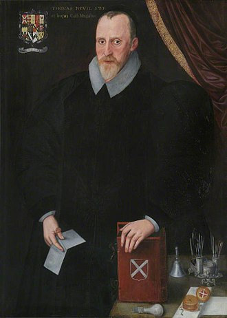 Thomas Nevile - Thomas Nevile