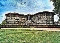 Thousand pillar temple warangal by ram prasad nalacheruvu.jpg